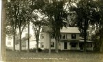 Waterford Residence of L.R. Rounds Postcard