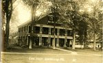 Waterford, Maine, Lake House Postcard