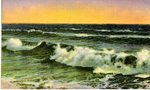 Great Lakes Scenes Postcard