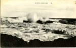 Atlantic Ocean Surf Postcard