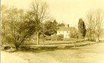 Farm Scene Postcard