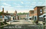 Lisbon Falls, Maine, Main Street