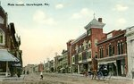 Skowhegan Main Street Postcard
