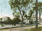 Bangor, Maine, View on Broadway