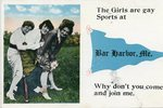 Bar Harbor, Maine, Girls and Sports
