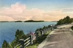 Bar Harbor, Maine Bay Drive Approach