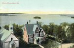 Lubec, Maine, Harbor View