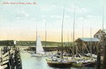 Lubec, Maine, Sardine Boats at Docks