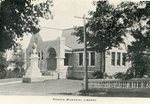 Machias, Maine, Porter Memorial Library