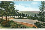Acadia National Park, Maine, Eagle Lake From Horseshoe Curve