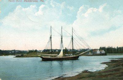 Pembroke, Maine, Hardy Point