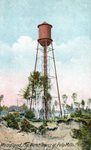 Woodland, Maine, Water Tower at Pulp Mills