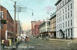 Bangor, Maine, Exchange Street