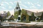Bar Harbor, Maine, Congregational and Episcopal Churches