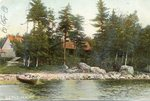 Bemis, Maine, View from Mooselookmeguntic Lake