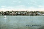 Eastport, Maine, Waterfront View