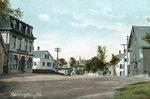 Harrington, Maine, Downtown Street Scene