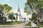Lubec, Maine, Church Street