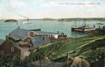 Lubec, Maine, Boat and Ferry Wharves