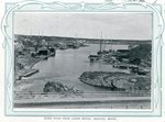 Machias, Maine, Downriver from Lower Bridge