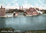 Madison, Maine, Pulp Mills