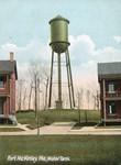 Portland, Maine, Fort McKinley Water Tank