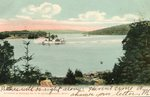 Scene on the St. Croix River, Maine