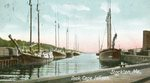 Stockton, Maine, Dock at Cape Jellison