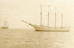 Maine, The Schooner Florence B. Phillips