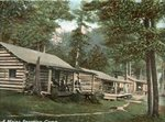 A Maine Sporting Camp