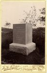 Civil War Monument to Maine Company D