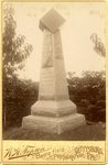 Civil War Monument to 3rd Maine Infantry