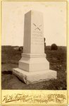 Civil War Monument to 10th Maine Battalion