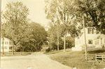 Roadside Scene Postcard