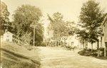 Rural Scene Postcard