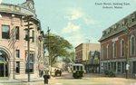 Auburn, Maine, Court Street Looking East