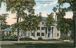 Augusta, Maine, Ex-Govenor Hill Residence