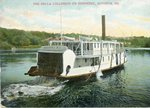 Augusta, Maine, The Della Collinson on Kennebec