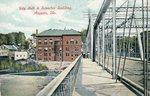 Augusta, Maine, City Hall & Kennebec Building