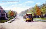 Augusta, Maine, Western Avenue, Car to Lakes