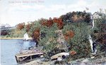 Bailey's Island, Maine, Shore Scene