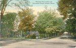 Bangor, Maine, Whitney Park, Cedar and Hammond Streets