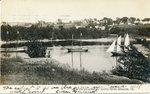 Bangor, Maine, View on Penobscot River