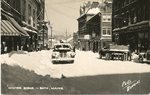 Bath, Maine, Winter Scene