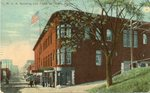 Bath, Maine, Y.M.C.A. Building and Front Street