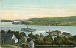 Bucksport, Maine, Bucksport Narrows from Seminary Hill