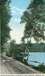 Camden, Maine, Megunticook Lake, Glimpse of the Turmpike
