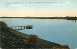 Elliot, Maine, View of Piscataqua River from Track of Atlantic Shore Line