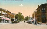 Farmington, Maine, Main St., Looking South