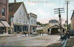 Foxcroft, Maine, The Bridge
